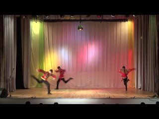 №2 Ансамбль танца «Добры молодцы» «Молодецкий пляс»