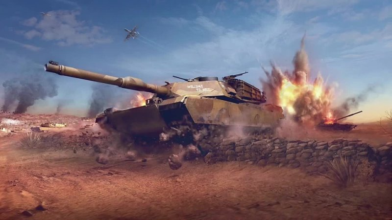 World of Tanks Modern Armor уже 27 апреля 👀