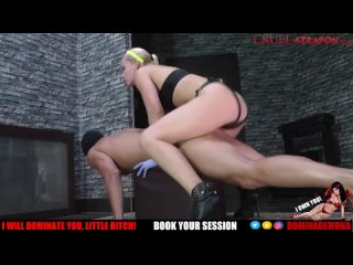 Femdom Slave Fucked and Pegged  Femdom  Ass  Anal  Pegging  Humiliation  Fetish