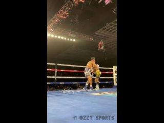 Оскар Вальдес отбирает у Мигеля Берчельта пояс чемпиона WBC в первом легком весе!