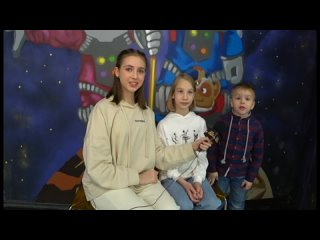 """Эфир г. передачи """"Не по-детски"""" ко Дню космонавтики!"""