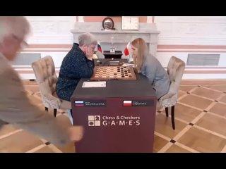 Инцидент с флагом не помешал россиянке Тамаре Тансыккужиной защитить титул чемпионки мира по шашкам