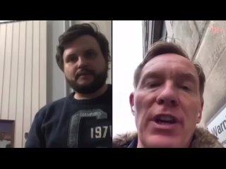 Пранкеры Лексус и Вован от имени Леонида Волкова поговорили с британским лейбористом Крисом Брайантом.