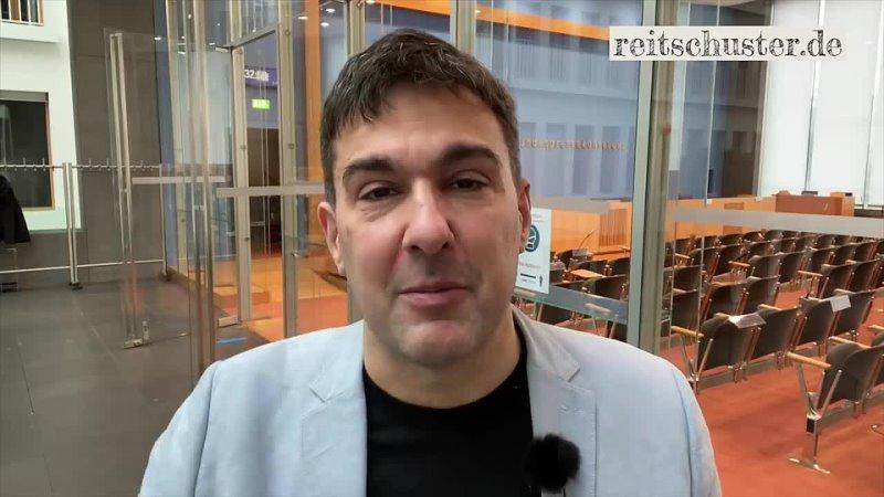 Youtube hat mich gesperrt –wegen Stuttgart -Livestream!! Bitte auf meinen Ersatzkanal wechseln! - Boris Reitschuster