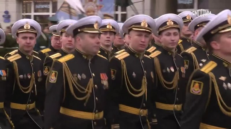 Калининград. Парад Победы. Полный выпуск