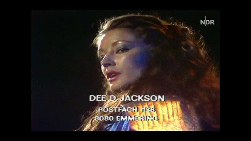DEE D JACKSON Automatic Lover Автоматический Любовник Live