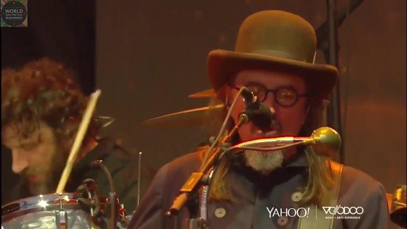 The Claypool Lennon Delirium Live at Voodoo Fest 2016