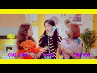 APRIL Oh! My Mistake MV