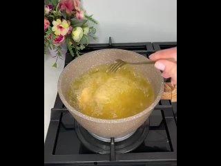 Хрустящие крылышки (ингредиенты в описании видео) [hecnzobt rhsksirb (byuhtlbtyns d jgbcfybb dbltj)