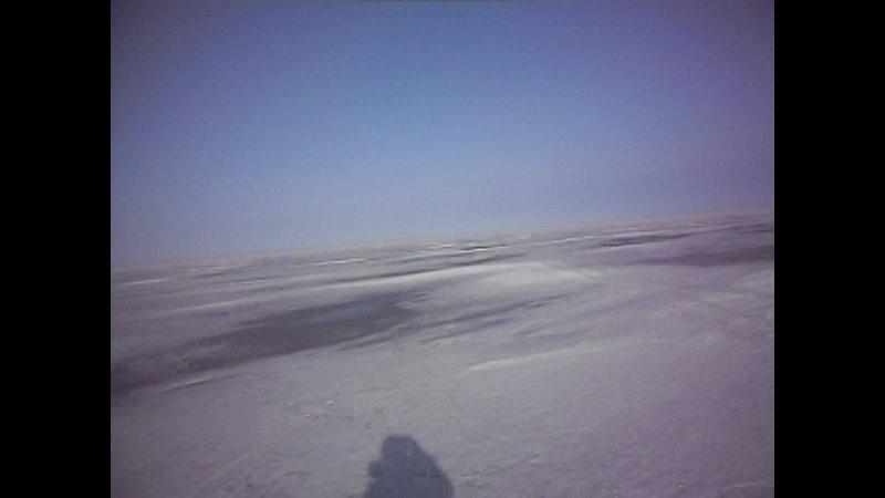 019Погода класс лед больше пол метра а рыб нет но Ладога нас потом отблагодарит