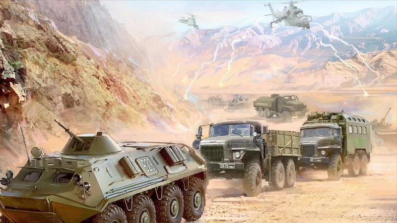 Вспоминая Афганистан... (премьера песни, домашняя запись на диктофон)
