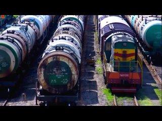 Россия с Белоруссией вгоняют Украину в топливный кризис..._ украинские поезда могут встать - солярки почти не осталось