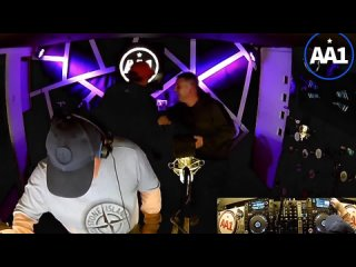 Curtiss Deejay + J Jay + Ben 10 Live on AA1 playing - Ben 10, Big Ang, Mark Krupp Feat April Ess - All That Matters