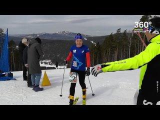 На ГЛЦ «Мраткино» прошли соревнования по ски рейсу и горнолыжному спорту