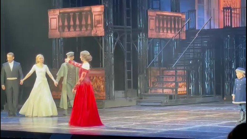 Анна Каренина театр оперетты