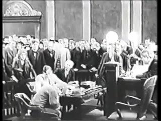 ТЭСС ИЗ СТРАНЫ БУРЬ (1914) - драма, экранизация. Эдвин С. Поттер