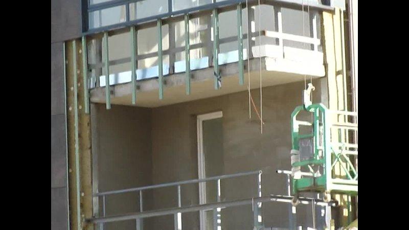 Марьина Роща реновация вентфасадов или 5 этажки