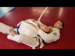 Andrew Wiltse - Trapping the Arm, Bow and Arrow, and Zipper Choke
