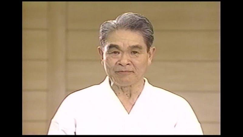 Shoji Nishio Nishio Aikido