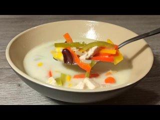 Я ОБОЖАЮ этот СУПЧИК _ САККОТАШ суп Американской кухни. (720p)