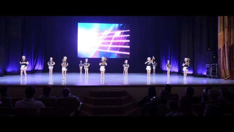 Весёлые нотки, Ансамбль эстрадного танца Ренессанс, г.Калуга