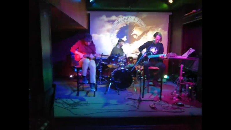 Серебряный Клоун live in O`Connell`s