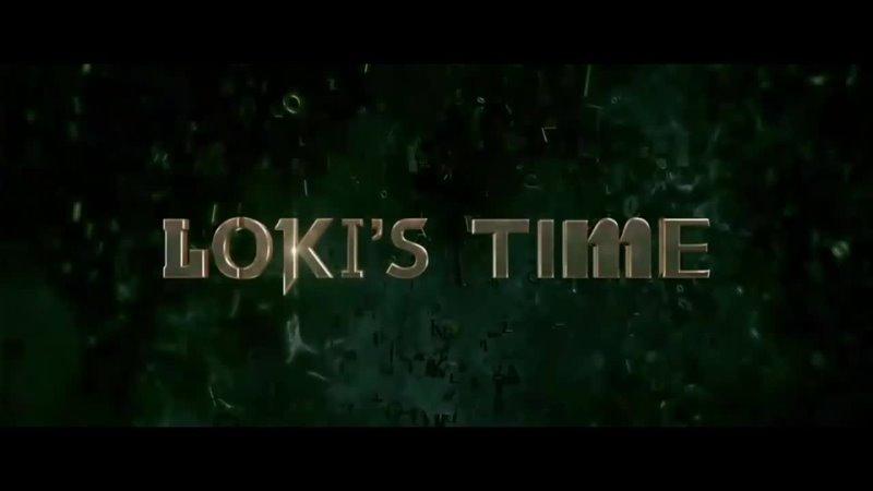 видеоролик сериала «Локи»