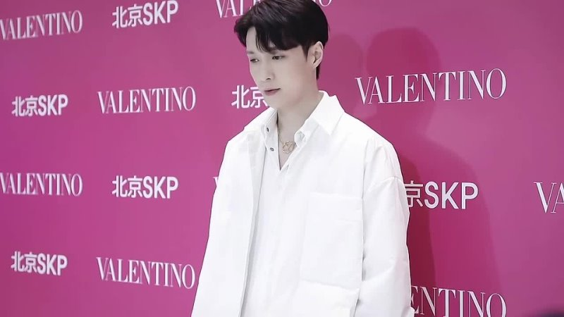 ZYX at the Valentino event 07042021