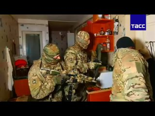 Спецназ ФСБ задержал террористов в Симферополе (2021)