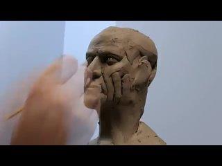 Walter White Sculpture Timelapse - Breaking