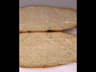 Горячие бутерброды со вкусом пиццы