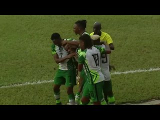 Total AFCON Qualifiers 2021  Nigeria 4-4 Sierra Leone