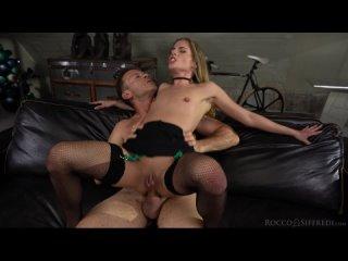 RoccoSiffredi Eveline Dellai, Nina Heels (Roccos Perverted Secretaries #3) Gonzo Hardcore All Sex Anal