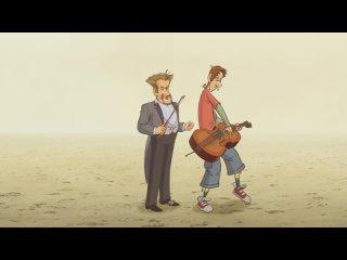"""""""Ку! Кин-дза-дза"""" (2013г.) Георгий Данелия и Татьяна Ильина"""