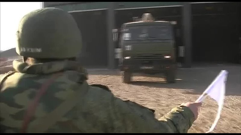 В Бурятии по тревоге подняли Ракетное соединение оперативно-тактических ракетных комплексов «Искандер-М».