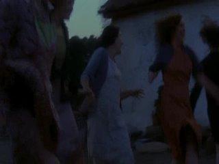 Танцы во время Луназы