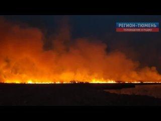 Пожар на Мельникайте | Тюмень