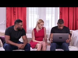 Cherry Kiss - Cucked Girlfriend Films Herself DPing Two Black Guys For Vengence! [All Sex, Hardcore, Blowjob, Gonzo]