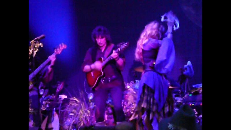 Blackmore's Night Under A Violet Moon Burg Veldenstein 2011