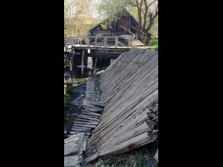 водяная мельница 18 век Курская область.mp4