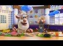 Буба 🍲 Приятного аппетита 🍔🍜🍢🍕 Сборник с едой - Весёлые мультики для детей - Буба МультТВ