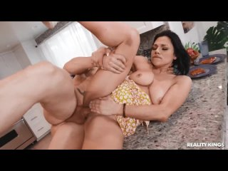 Mona Azar BIG TITS BLOWJOB БОЛЬШИЕ СИСЬКИ [Трах, all sex, porn, big tits , Milf, инцест, blowjob brazzers секс анальное