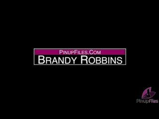 ✨Brandy Robbins - Webcam - Pinupfiles 23rd Anniversary