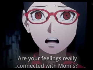 | boruto: naruto next generations | vine/edit | sasuke uchiha & sarada uchiha