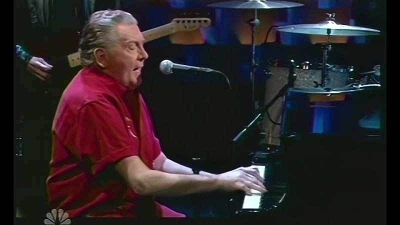 Jerry Lee Lewis In The New Millenium 720p