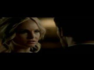 Klaus х Caroline пара из сериала The Vampire Diaries!