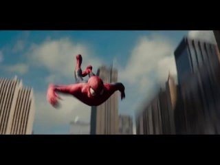 Spider-Man (Born For This - The Score)
