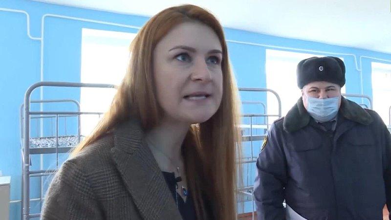 ХВАТИТ МОЛЧАТЬ РЕАКЦИЯ Бутиной на ТРОЛЛИНГ Собчак её визита в колонию к Навальному