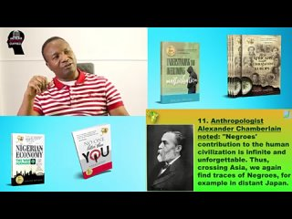 Episode 11. 2019-08-03. THE AFRICAN ORIGINS OF JAPAN. ARE BLACK AFRICAN PEOPLE CURSED