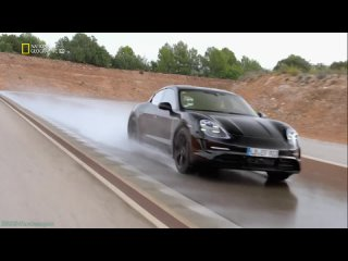 06.Самые лучшие суперкары . Porsche Taycan (2019)